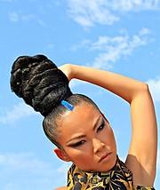 Stephanie T Emmanuel makeup artist. makeup by makeup artist Stephanie T Emmanuel. Photo #68598