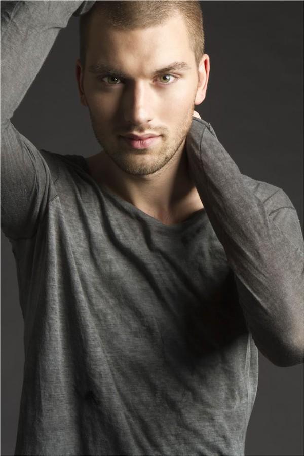 Stephen Grindhaug model (modell). Modeling work by model Stephen Grindhaug. Photo #112965