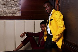 Steven Kabuka photographer andafro afuturist arti. Work by photographer Steven Kabuka demonstrating Fashion Photography in a photo-session with the model Sarah Awino.model: Sarah AwinoFashion Photography Photo #196319