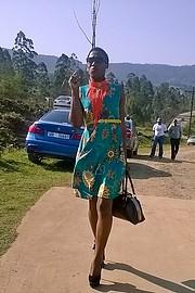 Sthabiso Charity Shozi Model