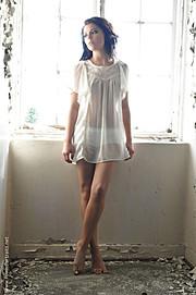 Stina Bakken model (modell). Photoshoot of model Stina Bakken demonstrating Fashion Modeling.Fashion Modeling Photo #93005