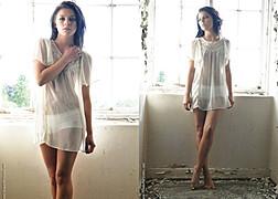 Stina Bakken model (modell). Photoshoot of model Stina Bakken demonstrating Fashion Modeling.Fashion Modeling Photo #93084