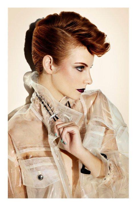 Sunnie Brook hair stylist & blogger. hair by hair stylist Sunnie Brook.Fashion Hair Styling Photo #64301