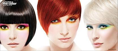 Sunnie Brook hair stylist & blogger. Work by hair stylist Sunnie Brook demonstrating Editorial Hair Styling.Editorial Hair Styling Photo #64294