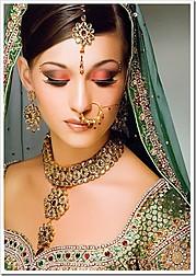 Supreet Tuteja henna & bridal makeup. makeup by makeup artist Supreet Tuteja. Photo #94998
