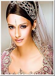 Supreet Tuteja henna & bridal makeup. makeup by makeup artist Supreet Tuteja. Photo #94999