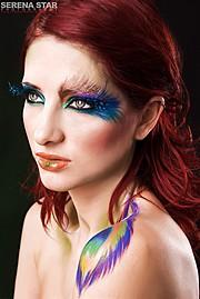 Susan Coffey model. Photoshoot of model Susan Coffey demonstrating Face Modeling.Face Modeling Photo #66753