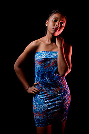 Susan Wanja Model