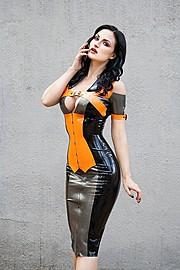 Susanna Andersen model. Photoshoot of model Susanna Andersen demonstrating Fashion Modeling.Fashion Modeling Photo #98493