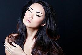 Suzana Hallili makeup artist. makeup by makeup artist Suzana Hallili. Photo #46889