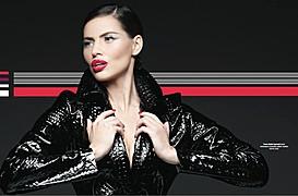 Suzana Hallili makeup artist. makeup by makeup artist Suzana Hallili. Photo #46891