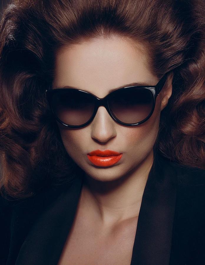 Suzana Hallili makeup artist. makeup by makeup artist Suzana Hallili. Photo #46903