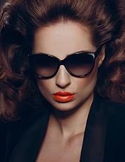 Suzana Hallili makeup artist. makeup by makeup artist Suzana Hallili. Photo #47002