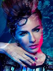 Suzana Hallili makeup artist. makeup by makeup artist Suzana Hallili. Photo #47094