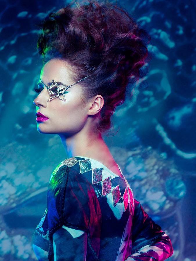 Suzana Hallili makeup artist. makeup by makeup artist Suzana Hallili. Photo #47093