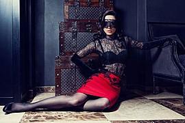 Svetlana Alsauskiene makeup artist (jumestuskunstnik). makeup by makeup artist Svetlana Alsauskiene. Photo #57298