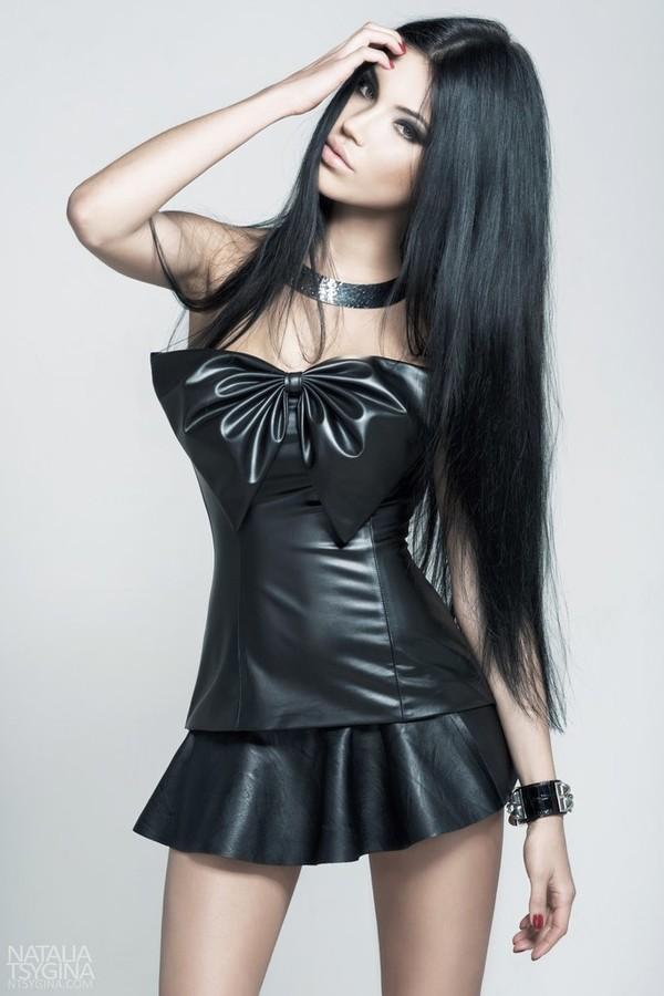 Svetlana Bilyalova model (Светлана Билялова модель). Photoshoot of model Svetlana Bilyalova demonstrating Fashion Modeling.Fashion Modeling Photo #165618