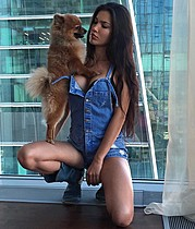 Svetlana Bilyalova model (Светлана Билялова модель). Photoshoot of model Svetlana Bilyalova demonstrating Fashion Modeling.Fashion Modeling Photo #165646