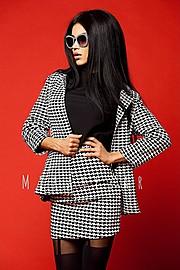 Svetlana Bilyalova model (Светлана Билялова модель). Photoshoot of model Svetlana Bilyalova demonstrating Fashion Modeling.Fashion Modeling Photo #165648