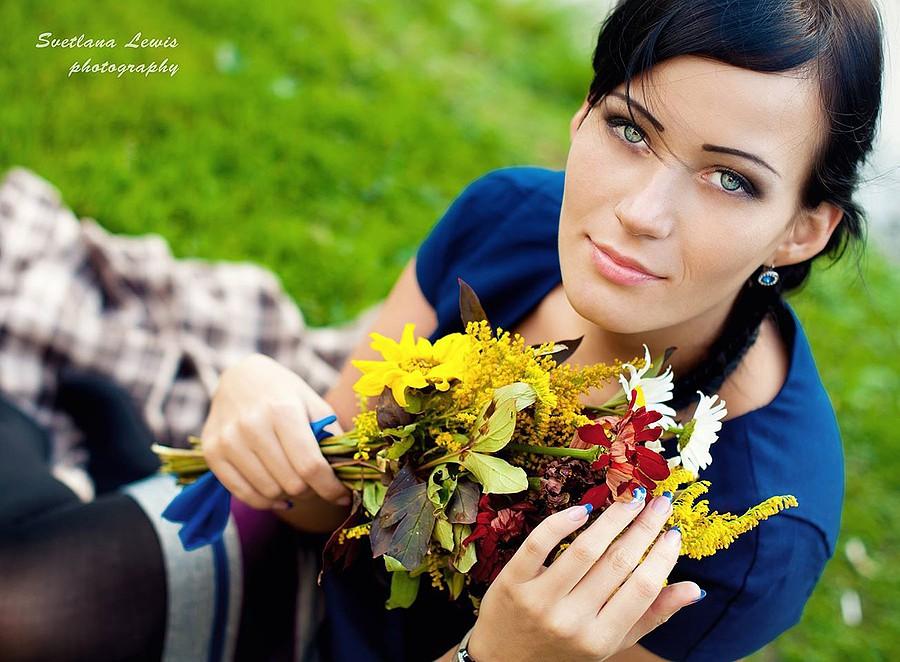 Svetlana Lewis photographer & makeup artist (фотограф & визажист). Work by photographer Svetlana Lewis demonstrating Portrait Photography.Portrait Photography Photo #70779