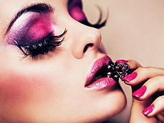 Svetlana Murgasanu makeup artist (truccatore). makeup by makeup artist Svetlana Murgasanu.Eyelash Extensions Photo #57303