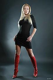 Svitlana Ahrbeck fashion designer & model (модельєр & модель). design by fashion designer Svitlana Ahrbeck.Dress Design Photo #74054