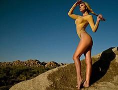 Sydney A Maler model. Photoshoot of model Sydney A Maler demonstrating Body Modeling.Body Modeling Photo #120369