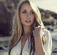 Sydney A Maler model. Photoshoot of model Sydney A Maler demonstrating Face Modeling.Face Modeling Photo #120383