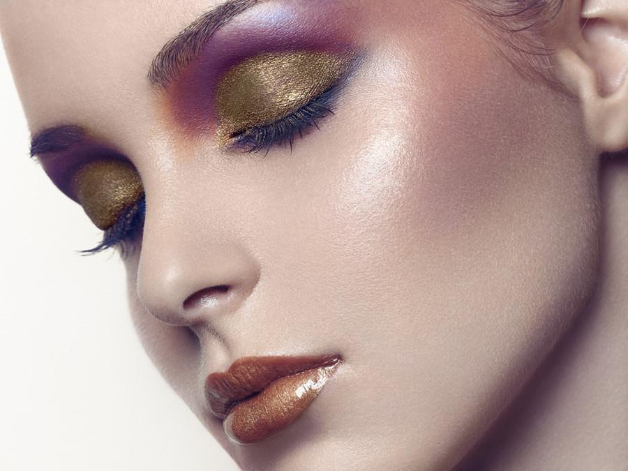 Taisia Shuyskaya makeup artist (Таисия Шуйская визажист). Work by makeup artist Taisia Shuyskaya demonstrating Beauty Makeup.Beauty Makeup Photo #57581