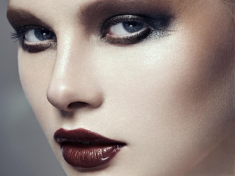 Taisia Shuyskaya makeup artist (Таисия Шуйская визажист). Work by makeup artist Taisia Shuyskaya demonstrating Beauty Makeup.Beauty Makeup Photo #57582