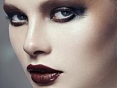 Taisia Shuyskaya makeup artist (Таисия Шуйская визажист). Work by makeup artist Taisia Shuyskaya demonstrating Beauty Makeup.Beauty Makeup Photo #57586