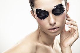 Taisia Shuyskaya makeup artist (Таисия Шуйская визажист). Work by makeup artist Taisia Shuyskaya demonstrating Commercial Makeup.IllustrationCommercial Makeup Photo #57595