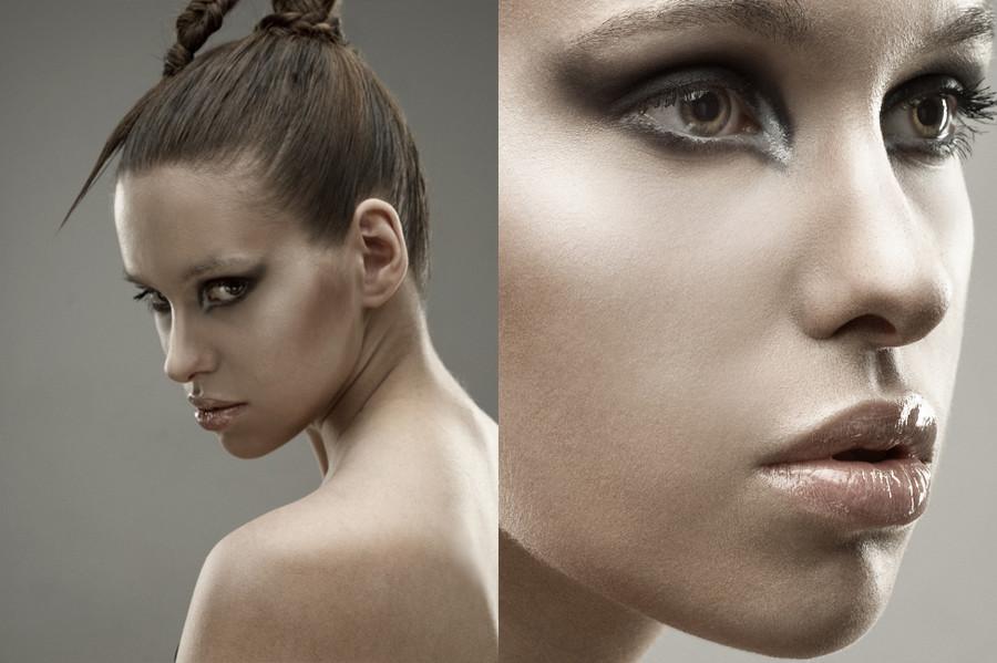Taisia Shuyskaya makeup artist (Таисия Шуйская визажист). Work by makeup artist Taisia Shuyskaya demonstrating Beauty Makeup.Beauty Makeup Photo #57588