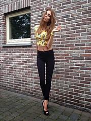 Talisa Loup model. Photoshoot of model Talisa Loup demonstrating Fashion Modeling.Fashion Modeling Photo #116876