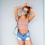 Talisa Loup model. Photoshoot of model Talisa Loup demonstrating Fashion Modeling.Fashion Modeling Photo #185395