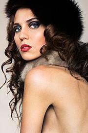 Tamara Rutskaya model (модель). Photoshoot of model Tamara Rutskaya demonstrating Face Modeling.Face Modeling Photo #78025