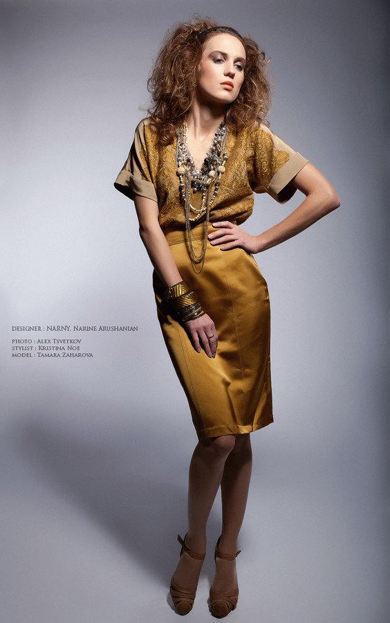 Tamara Rutskaya model (модель). Photoshoot of model Tamara Rutskaya demonstrating Fashion Modeling.Fashion Modeling Photo #78037