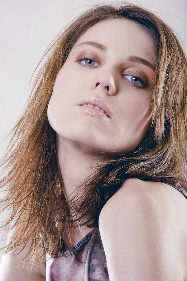 Tamara Rutskaya model (модель). Photoshoot of model Tamara Rutskaya demonstrating Face Modeling.Face Modeling Photo #78040