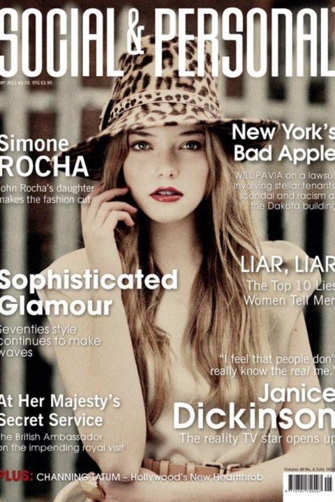 Tanya Grimson fashion stylist. styling by fashion stylist Tanya Grimson.Magazine Cover Styling Photo #127722