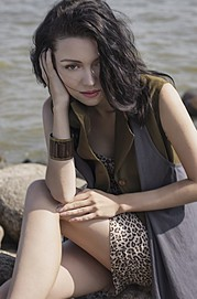 Tanya Nord model (модель). Photoshoot of model Tanya Nord demonstrating Fashion Modeling.Fashion Modeling Photo #124952