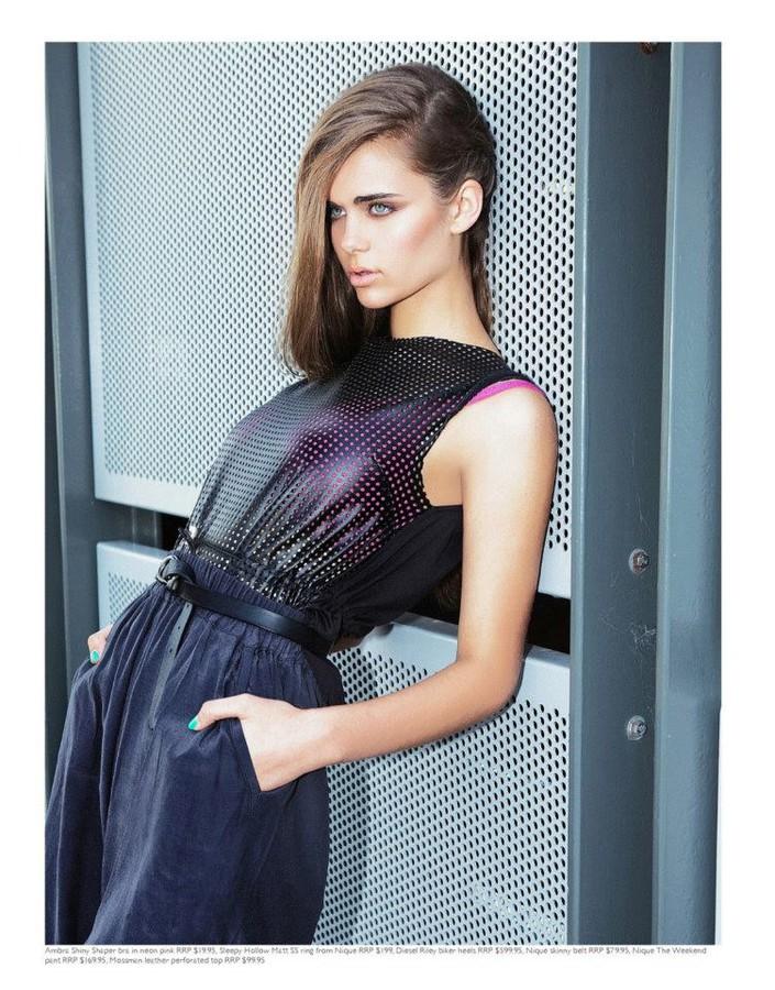 Tanya Powell Melbourne Model Agency