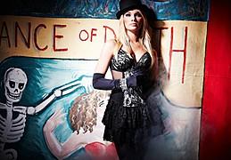Tara Booher model. Modeling work by model Tara Booher.Phtographer Jorge Alvarez Photo #123826