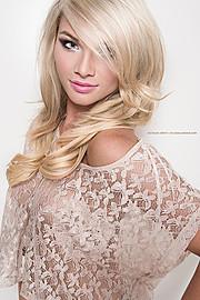 Tara Booher model. Photoshoot of model Tara Booher demonstrating Face Modeling.Face Modeling Photo #123830