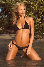 Tara Booher model. Photoshoot of model Tara Booher demonstrating Body Modeling.Body Modeling Photo #123832