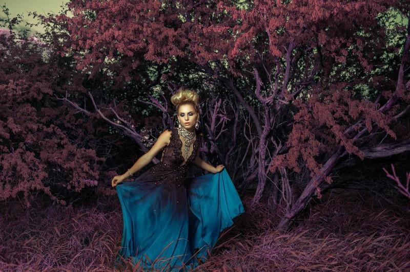 Tara Grace Elizabeth model. Photoshoot of model Tara Grace Elizabeth demonstrating Editorial Modeling.Editorial Modeling Photo #117854