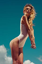 Tara Grace Elizabeth model. Tara Grace Elizabeth demonstrating Body Modeling, in a photoshoot by Kurt Chambers.photographer Kurt ChambersBody Modeling Photo #117860
