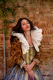 Tatiana Bernardi model (modella). Tatiana Bernardi demonstrating Fashion Modeling, in a photoshoot by Alberto Cattelan.photographer: Alberto CattelanFashion Modeling Photo #231763