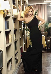 Tatiana Kotova (Татьяна Котова) model & singer. Photoshoot of model Tatiana Kotova demonstrating Fashion Modeling.Fashion Modeling Photo #80702