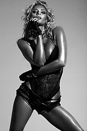 Tatiana Kotova (Татьяна Котова) model & singer. Photoshoot of model Tatiana Kotova demonstrating Body Modeling.Body Modeling Photo #218445