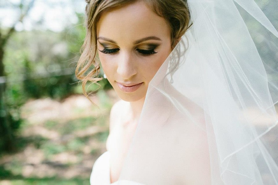Taylor Kimler makeup artist. Work by makeup artist Taylor Kimler demonstrating Bridal Makeup.Bridal Makeup Photo #110971